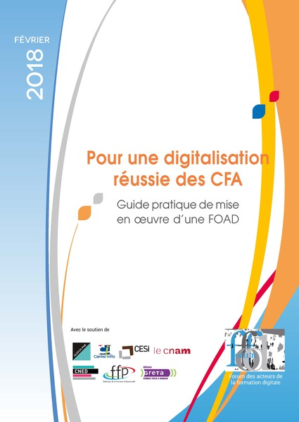 Publication FFFOD Digitalisation CFA